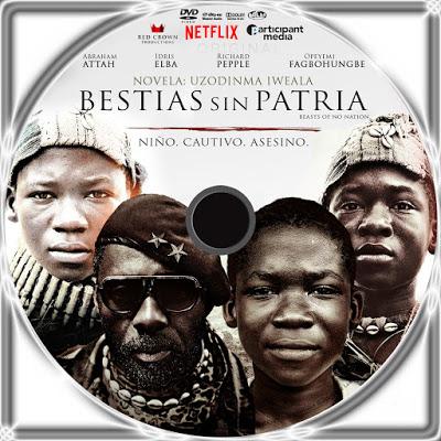 Beasts Of No Nation -La Bestia De La Nacion -GALLETA CoveRdvdGratiS.Com V3